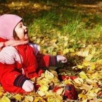 Il ritmo dell'anno in famiglia...inizia l'autunno