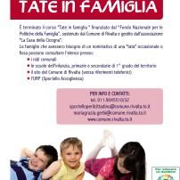 Hai bisogno di una baby-sitter? Ecco le Tate in famiglia di Rivalta