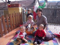 Nido in famiglia Via Ormea Torino - La Casa della Cicogna