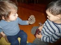 Giochi d'autunno - Nido in famiglia Piccole gioie