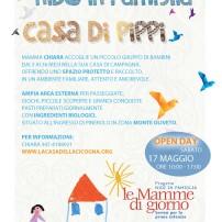 Open Day al Nido in famiglia di Pinerolo